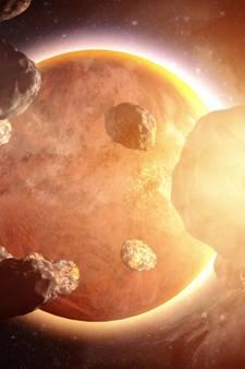 Ontdekking: Leven op aarde begon 220 miljoen jaar eerder dan gedacht