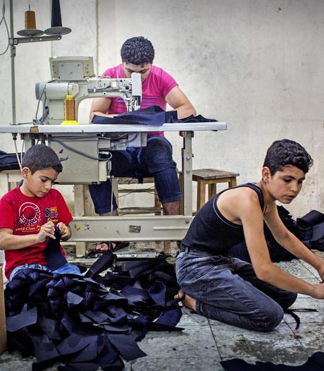 'Kinderen Syrische vluchtelingen uitgebuit in Turkije'