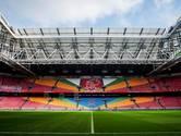 Stadionstoelen Arena worden rood en wit