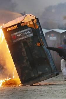 De meest indrukwekkende foto's van de Jungle van Calais