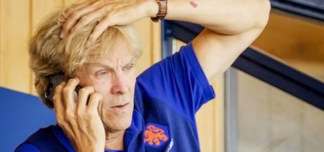 Spelers tekenen brandbrief voor teammanager Jorritsma