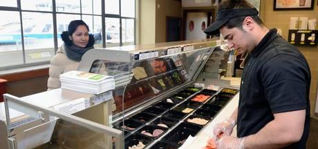 Daghorecazaken vullen leegstaande winkelpanden
