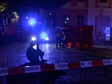 Zelfmoordaanslag door Syrische asielzoeker in Duitsland: 12 gewonden