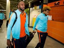 Eerste training Feyenoord zonder Vermeer en Vilhena