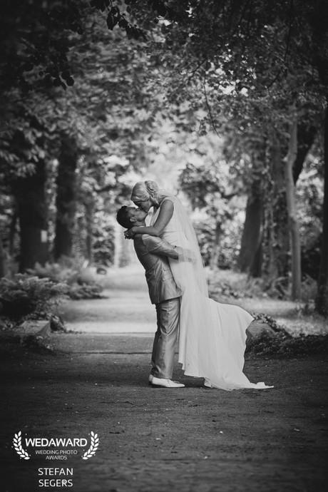 Award voor Zoetermeerse bruidsfotograaf Stefan Zegers
