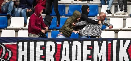 Justitie in hoger beroep tegen Willem II-supporters die Feyenoordfans mishandelden