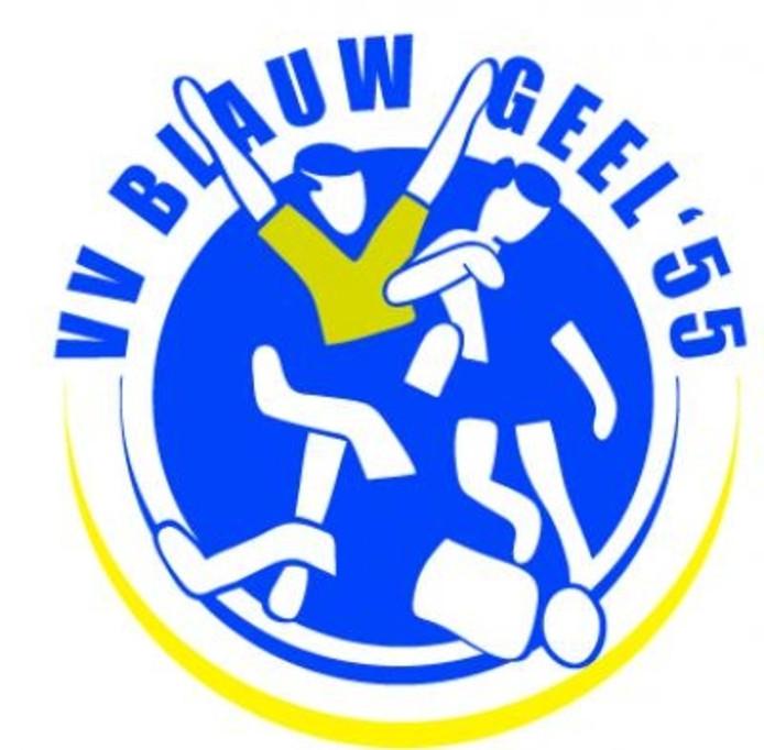 Logo Blauw Geel'55
