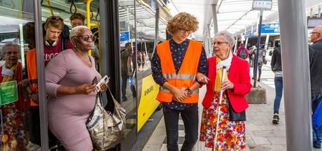 Busstation Utrecht is voor veel mensen een doolhof
