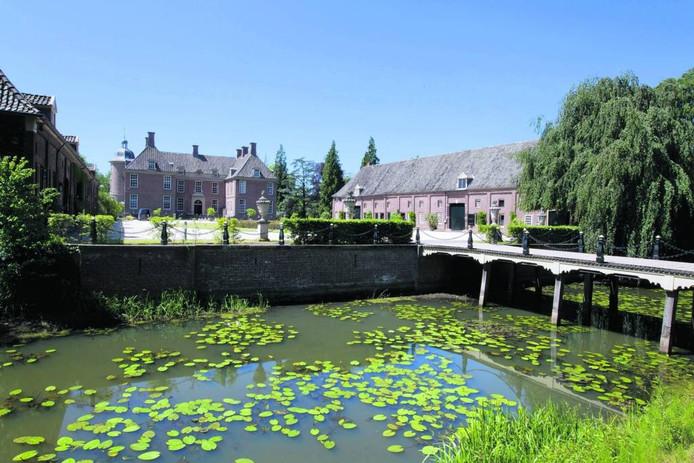 Kasteel Slangenburg bij Doetinchem.