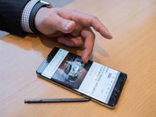 Samsung aangeklaagd door boze gebruikers Note 7