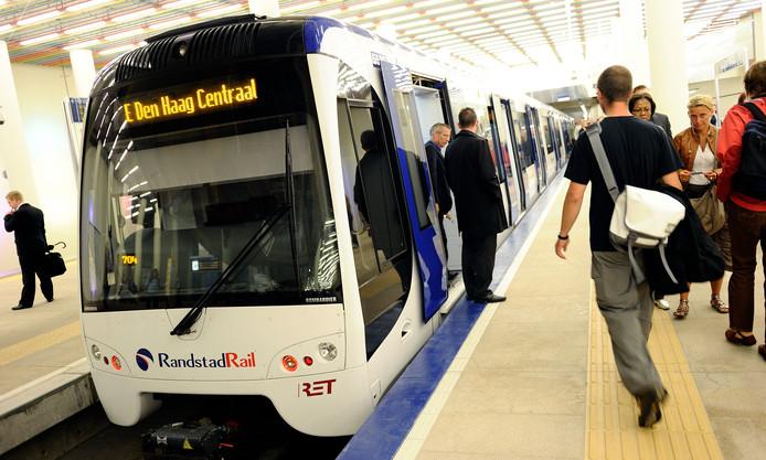 RandstadRail is een voorbeeld van een lightrail-concept.