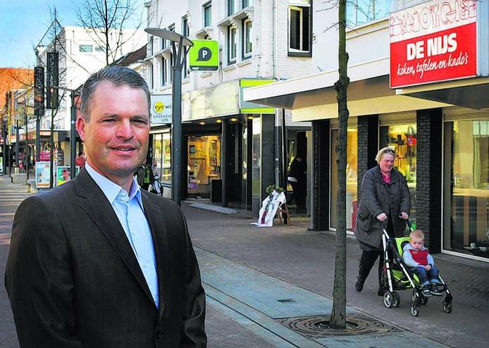 Hans Maijers, de directeur van Bpr retail.foto Patrick Guitjens