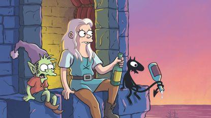 Maker 'The Simpsons' mikt op nieuwe hit met dronken prinses