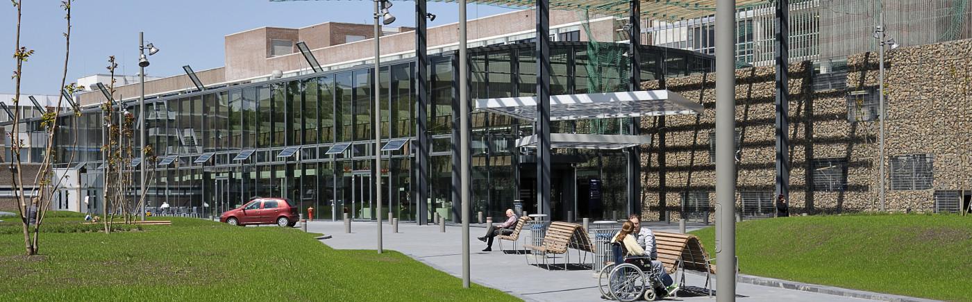 St. Antonius ziekenhuis locatie Nieuwegein