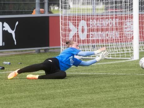 Het trainingscomplex van PSV blijft vaak op slot voor bezoekers, zeker tot 1 september