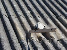 'Collectieve regeling voor sanering asbestdaken'