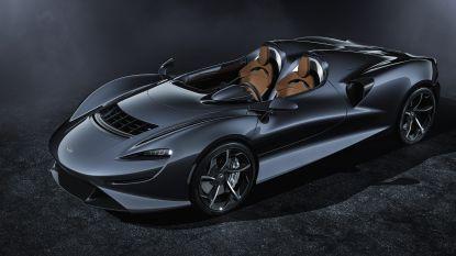 McLaren Elva heeft dak noch voorruit (en toch wil iedereen hem hebben)