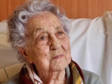 La doyenne d'Espagne, 113 ans, survit au coronavirus