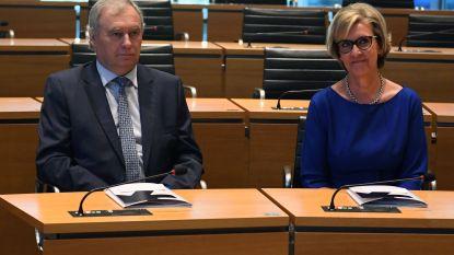 Ann Schevenels en Erik Moons leggen eed af als burgemeester