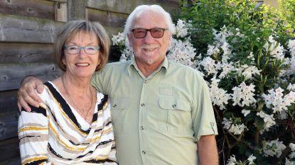 Carol en Trevor vieren 50ste huwelijksverjaardag