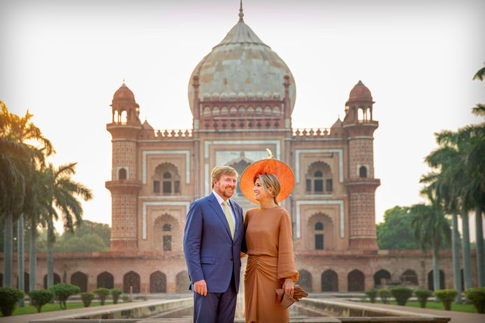 Willem-Alexander en Máxima