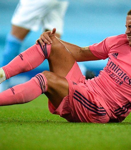 Encore un mois d'attente: la date du retour d'Eden Hazard espérée par le Real