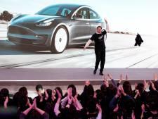 Tesla hoort nu bij de grote jongens