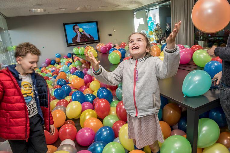 Kenniscentrum ARhus pakte voor de vijfde verjaardag uit met een vol activiteitenprogramma.