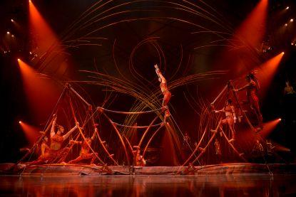 Cirque Du Soleil-artiest overlijdt na val tijdens optreden Volta-tournee