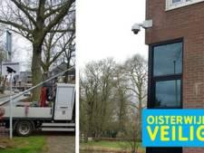 Oisterwijk heeft er deze week weer een paar camera's bij gehangen