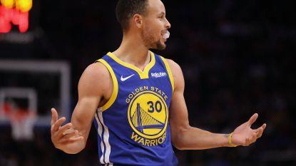 VIDEO. Golden State verslikt zich in NBA in Detroit, achtste opeenvolgende zege voor Toronto