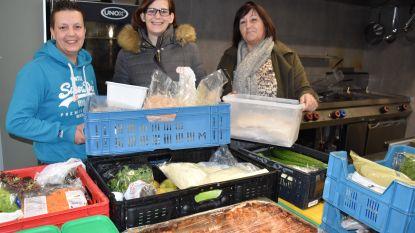 Brasserie St. Pieter schenkt voedseloverschotten aan Zonder Honger Naar Bed