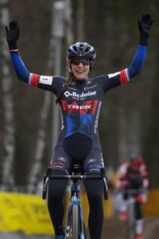 Brand voert Nederlands podium aan in Zilvermeercross, Vos eindigt als derde