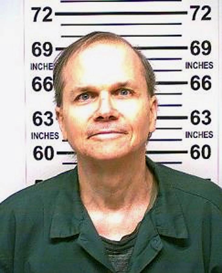 Mark David Chapman, de moordenaar van John Lennon.