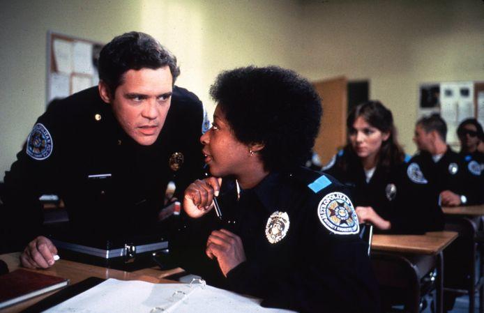 "Marion Ramsey incarnait Laverne Hooks dans la franchise ""Police Academy"""