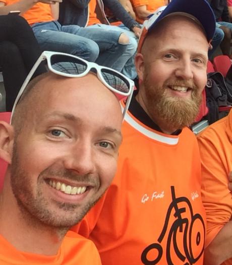 Nicky Aalders loopt Kustmarathon voor Stichting ALS én zieke vader