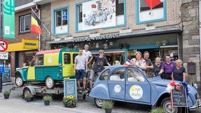 Poire & Provence en Cars & Coffee organiseren verjaardagsfeest 2pk