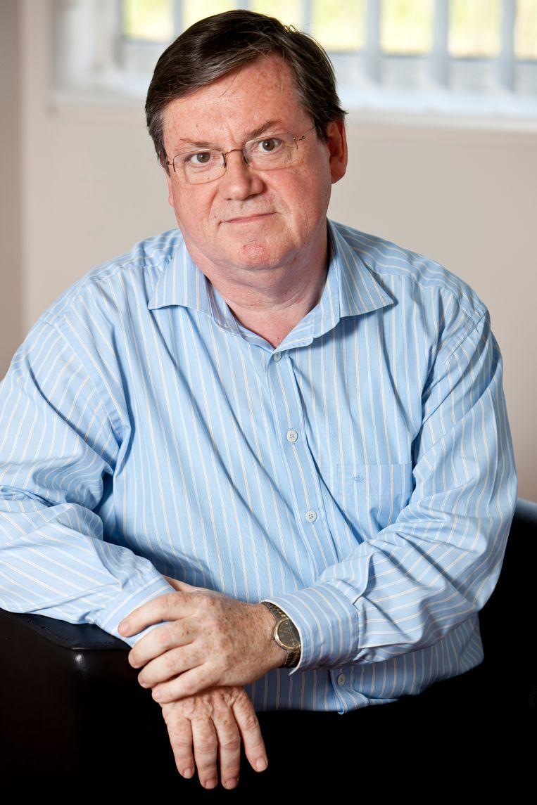 Professor Kenny De Meirleir (ex-VUB).