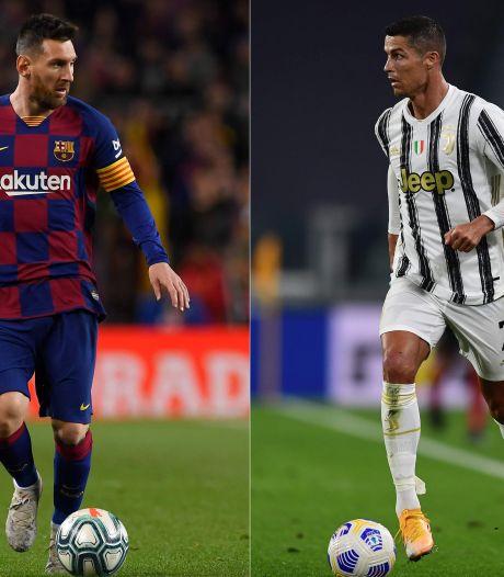 Messi of Ronaldo? Koeman: 'Ik kan niet kiezen'