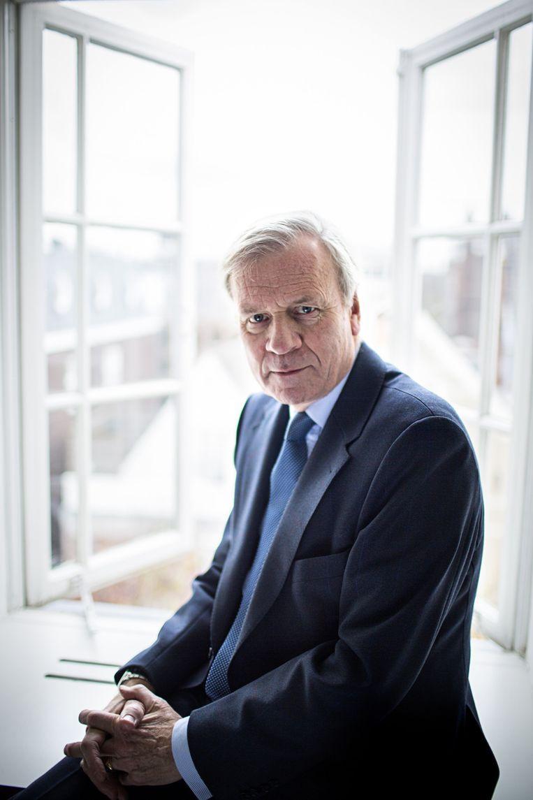 Jaap de Hoop Scheffer, oud secretaris-generaal van de NAVO en voormalig minister van Buitenlandse Zaken. Beeld Julius Schrank