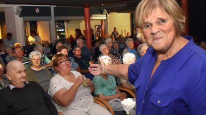 Margriet Hermans is voorprogramma van livestream Barbara Dex
