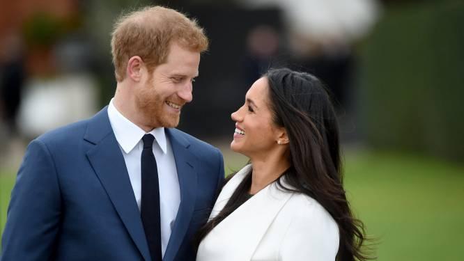 Krant slaat alarm over veiligheid van huwelijk van Harry en Meghan