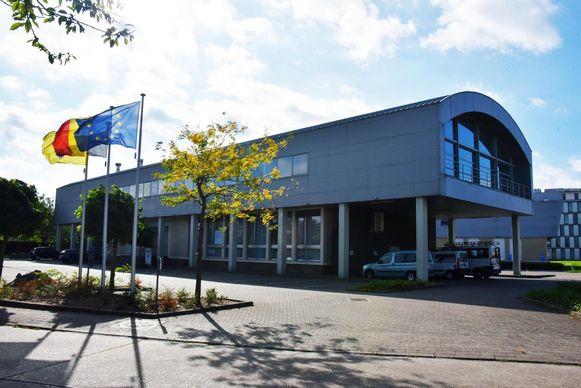 Het OCMW-gebouw van Turnhout.