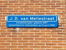 Nieuwe straatnaambordjes krijgen voortaan een verklarende tekst in Goes