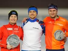Thomas Krol derde op 1.500 meter in wereldbekerklassement