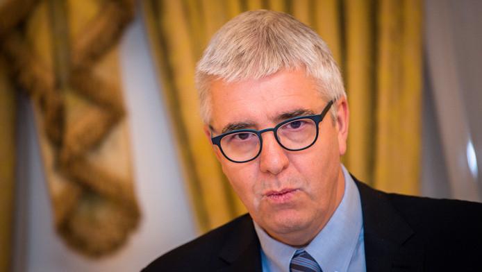 Pieter Timmermans, le patron de la FEB.