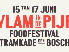 Nieuw foodfestival in Den Bosch: Vlam in de Pijp