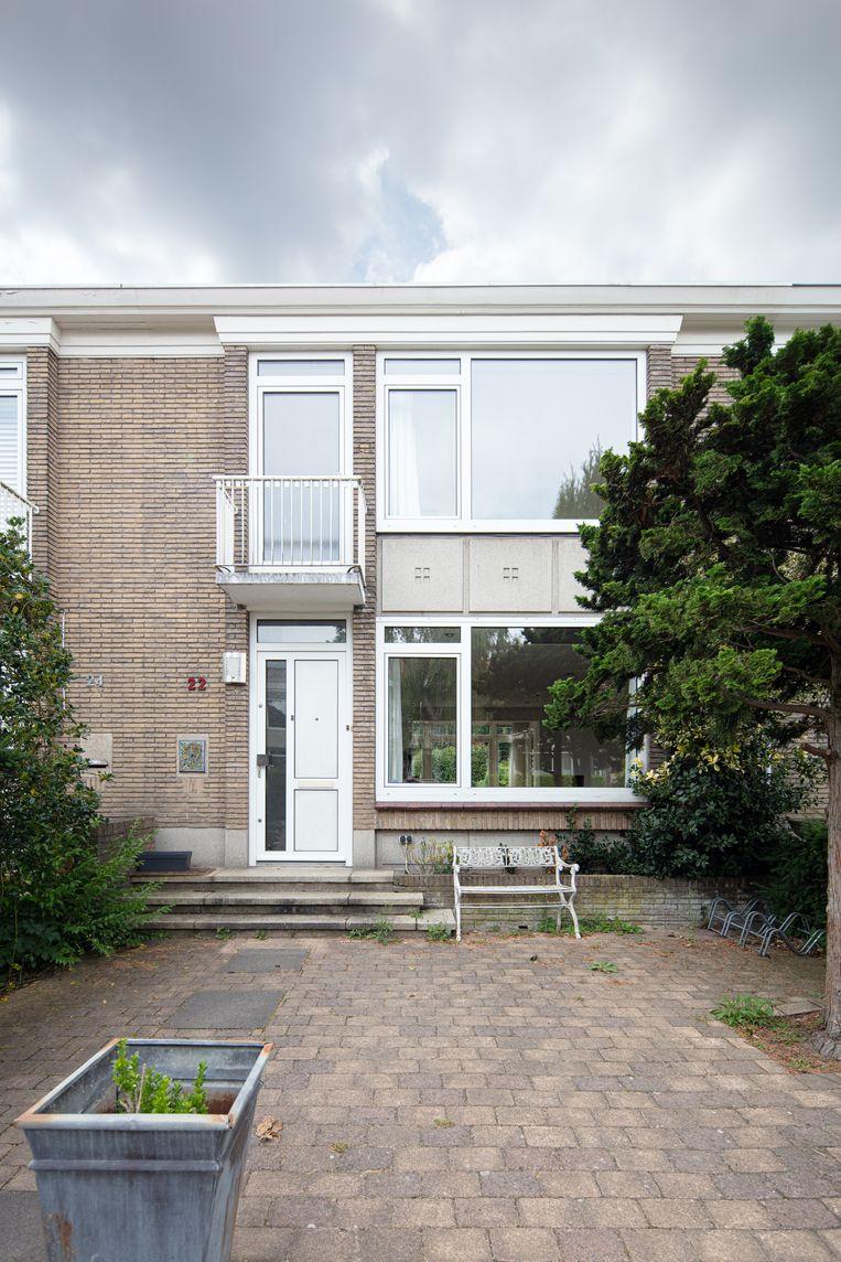 1.450.000 euro: Henriëtte Bosmansstraat 22, Amsterdam Beeld Jakob Van Vliet