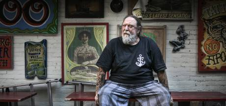 Schiffmacher bundelt tatoeagekunst: Ik heb een zeemanshuid uit 1850 op sterk water