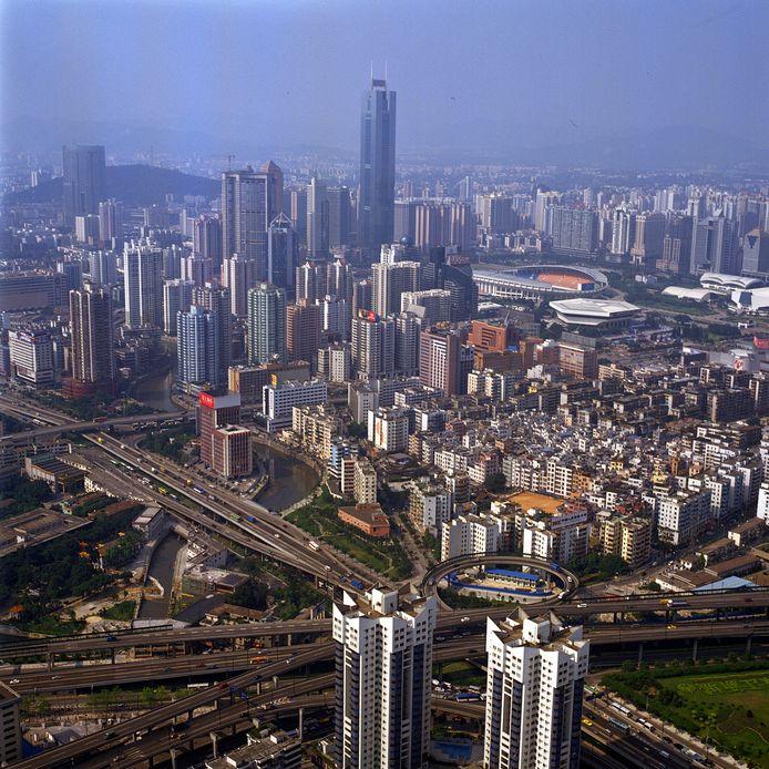 Guangzhou is met bijna 7 miljoen inwoners de hoofdstad van de Chinese provincie Guangdong.
